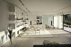 Penthouse Apartment in Bielefeld, Germany. Architects: Architekten ...