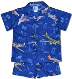 c4dd34c5 USA Airplanes Father & Son matching. Tropical OutfitEducation SitesAloha  ShirtFather ...
