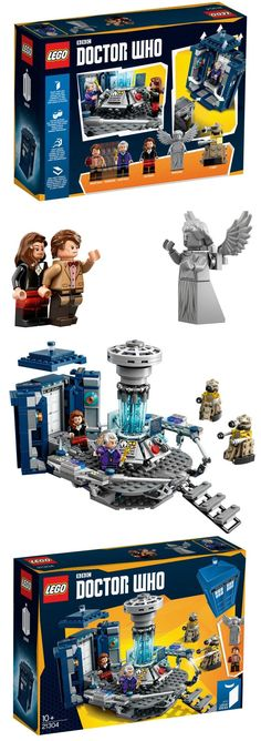 Doctor Who LEGO Set Announced  OMG!!!