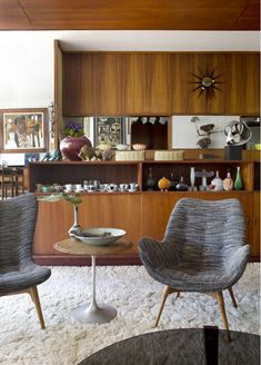 design attractor: Awesome Mid Century Modern House in Australia