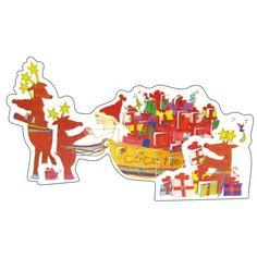 Greeting Life COCO Advent Christmas Card RY-70