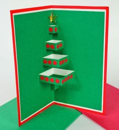Ashbee Design: Pop-Up Christmas Cards