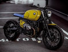 """7,169 tykkäystä, 37 kommenttia - SCRAMBLERS & TRACKERS (@scramblerstrackers) Instagramissa: """"Scramblers & Trackers   Tag #scramblerstrackers   BMW RNINET (fitted with R100 RS tank) by…"""""""