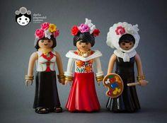 3 versiones de Frida.