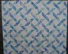 this is just half square triangles and it would be beautiful in reds for a signature quilt.