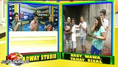 Embalmer's wife winner in Juan for All, All for Juan - Pinoy TV Magazine Eat Bulaga, Pinoy, Ads, Magazine, Baseball Cards, Magazines
