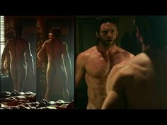 Wolverine hot scene