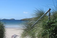 Beautiful Derrynane Beach on the famous Ring of Kerry in South West Ireland