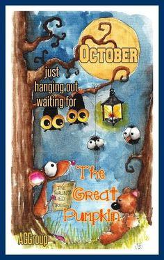 Hanging Out, October, Pumpkin, Seasons, Buttercup Squash, Pumpkins, Seasons Of The Year, Squash