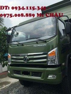 Bán xe tải ben Dongfeng 9.2T- Ben Trường Giang 9tan2- Ben Dongfeng 9,2 tân- Bán dongfeng 9t2