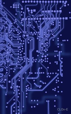Circuit Board | Blue Wallpaper! | Pinterest | Circuits, Board and ...