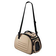 Hunter Luxury 47655 Dog-Carrying Bag Beige