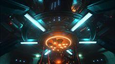 Bilderesultat for sci fi lights
