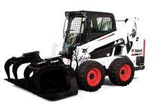 New Bobcat S595 Skid-Steer Loader Features Increased Performance And Higher ROC