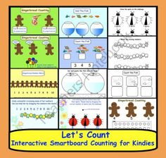 Let's Count is a Smart Notebook 11 file. This interactive lesson helps students learn to count to There are 12 pages in this file. Teaching Tools, Student Learning, Teaching Ideas, Kindergarten Activities, Learning Activities, Kindergarten Teachers, Smart Board Lessons, Powerpoint Lesson, Classroom Fun