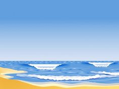 Download free The Sandy Beach PPT Backgrounds. http://www.ppt-backgrounds.net/nature/4158-sandy-beach-backgrounds