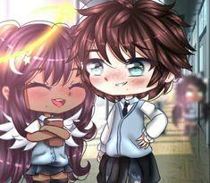 Cute Anime Chibi, Cute Anime Pics, Kawaii Chibi, Cute Anime Character, Character Art, Character Design, Cute Little Kittens, Cute Kawaii Drawings, Anime Fantasy