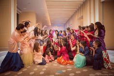 Photographer - The Bridesmaid Click! Photos, Hindu Culture, Beige Color, Destination Wedding, Wedding, Brides Sister Outfit pictures, images, vendor credits - The Wedding Story, WeddingPlz