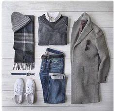 FashionDRA | Men also got style: Les élémentaires de la garde-robe de l'homme moderne