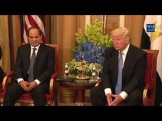New video is now LIVE! Check it out: President Trump meets with the President of Egypt  https://youtube.com/watch?v=UaO4SrsrU9Q