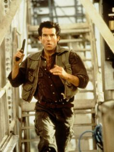 Pierce Brosnan: Goldeneye (1995)  After he was briefly considered for the role of James Bond in the mid-1980s, Brosnan got his shot more than a decade later, and he turned the series around after Timothy Dalton's decidedly more understated interpretation failed to catch on with audiences in the same way as predecessors Sean Connery and Roger Moore. Goldeneye grossed more than $350 million worldwide. $350,000,000.00