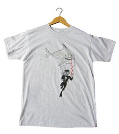 Shark Attack http://www.darktee.com/product/shark