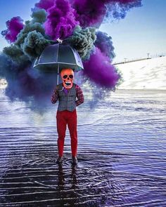 Post with 3712 votes and 77347 views. Shared by ThatsJustYourOpinionMan. Butch Locsin aka The Skellington of Color Smoke Bomb Photography, Color Photography, Street Photography, Mexico Day Of The Dead, Smoke Wallpaper, Mobile Wallpaper, Vape Smoke, Smoke Art, Colored Smoke