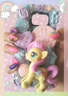 Kawaii Cute Pony Decoden Phone Case,Decoden Samsung phone case My Pony Phone Cute Phone Cases, Iphone Cases, Samsung Cases, Decoden Phone Case, Baby Pony, Cute Ponies, Iphone Accessories, Fluttershy, Kawaii Cute