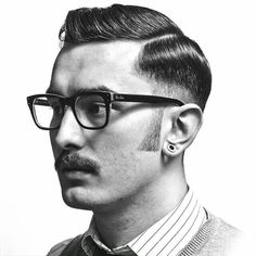 Scumbags barbers by Nelli's Vintage Haircuts, 1940s Hairstyles, Classic Hairstyles, Braided Hairstyles Updo, Undercut Hairstyles, Updo Hairstyle, Braided Updo, Prom Hairstyles, Guy Haircuts Long