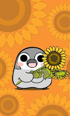 This is Pesoguin Official Live Wallpaper themed on Sunflower.<p>Pesoguin is an imaginary adorable animal similar to an emperor penguin's baby, which is very cute and lives on the Internet, PCs, and mobile phones on your hands.<p>You'll need Android OS version 2.1 or later versions.<p>When you scroll home screen left and right, Pesoguin also moves according to your instruction. His standing point indicates which part of your home screen is now shown. <br>Please enjoy customize and…