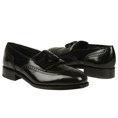 Florsheim Lexington Shoes (Black) - Men's Shoes - 7.5 3E