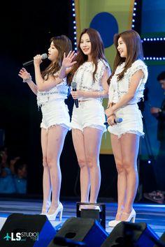 Girl's Day Sojin, Minah & Yura
