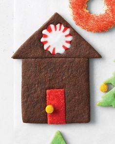 Cookie House Tutorial