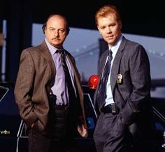 """We've grown over the years as people,"" says Dennis Franz of David Caruso, ""so it was really special to be able to express our feelings toward one another."""