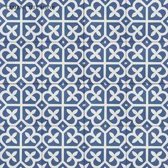 Laundry Room | Cement Tile Shop - Encaustic Cement Tile Mahlia III