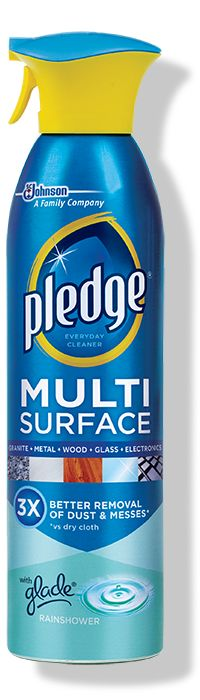 Pledge Multi Surface Everyday Cleaner Works On 9 Different