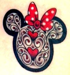Simple & Sweet: just like Minnie