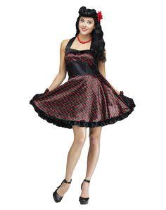Cherry Bomb Dress Adult Womens Costume – Spirit Halloween