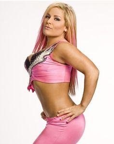 WWE Diva I have my hair like that too