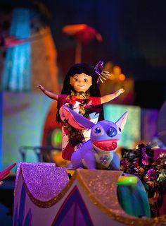 Disneyland - its a small world