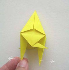 Origami Fish Instructions Pdf