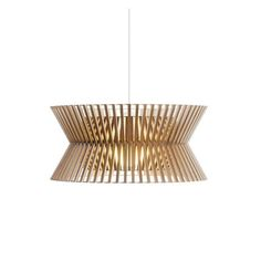 Secto Design Kontro 6000 Pendant Lamp - Kontro 6000 is a modern interpretation of a chandelier. Spreads light both upwards and downwards and also indirectly via the ceiling. Lamp Design, Wooden Shades, Lamp, Light, Pendant Lamp, Walnut Veneer, Ceiling Lamp, Pendant Light, Ceiling Lights