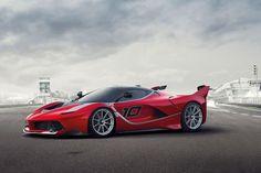 Ferrari  FXX K - Sólo Para Pistas de Carrera