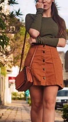 Cute Skirt Outfits, Curvy Outfits, Cute Casual Outfits, Fashion Outfits, Casual Indian Fashion, Gossip Girl Outfits, Simple Fall Outfits, Business Casual Outfits, Beautiful Outfits