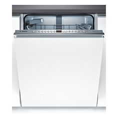 Bosch Serie 4 Silence Plus 13 Place Fully Integrated Dishwasher - Uk Appliances Direct Fully Integrated Dishwasher, Electricity Consumption, Safety Valve, Heat Exchanger, Electrical Supplies, Kitchen Flooring, Health Diet, Gray, Cleaning