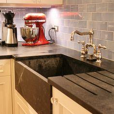 Kitchen Counters (soapstone)