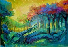 """Terrance Osborne """"Sunset Song"""""""