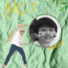 มัค Collages, Kids Diary, Mark Nct, Bae, Nct Taeyong, Cute Icons, Good Notes, Latest Albums, Suki