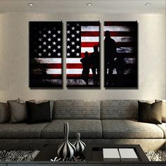 Baseball Bat Usa American Flag  Wall Hanging Tapestry Smooth Supple Multi-size