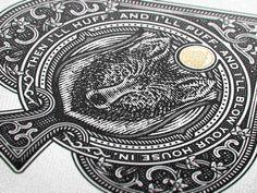 The Three Little Pigs // Playing Cards by Derek McKee — Kickstarter